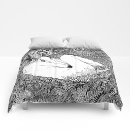 Birth of Venus Comforters