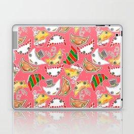 """Oro?"" Christmas PINK Laptop & iPad Skin"