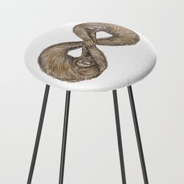 Infinity of Sloth Counter Stool