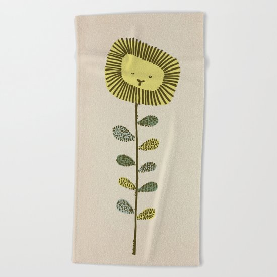 Dandy Beach Towel