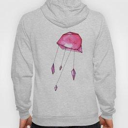 Geometric jellyfish Hoody