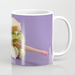 Ultraviolet Sandwich Doll Coffee Mug