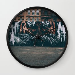 Panthera Tigris. Wall Clock