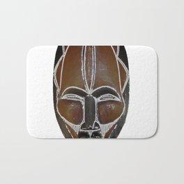Cameroon Tikar Mask Bath Mat