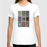 fringe T-shirts featuring Fringe (colors) by avoid peril
