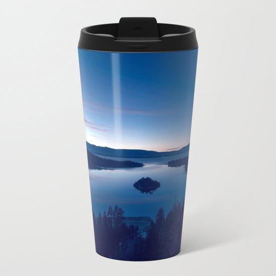 Emerald Bay Metal Travel Mug