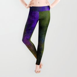 """""""Embryonic"""" Abstract Photo Art Leggings"""