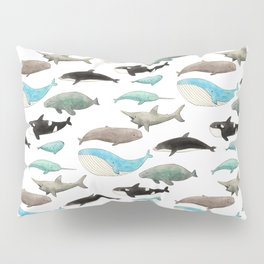 Marine animals Pillow Sham