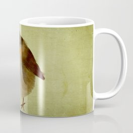Chubby Bird Coffee Mug