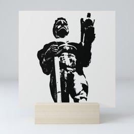The Victor (Pobednik) II Mini Art Print