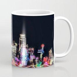 Zilker Park Trail Of Lights - Graphic 2 Coffee Mug