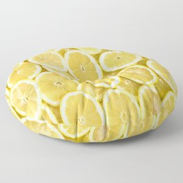 Lemon pattern #society6 #decor #buyart Floor Pillow