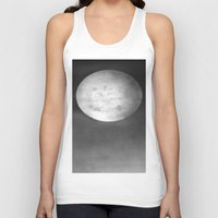 dark side of the moon Tank Tops featuring DARK SIDE OF THE MOON by ....