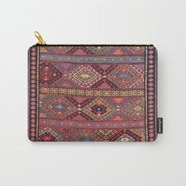 Shahsavan  Azerbaijan Northwest Persian Bag Print Carry-All Pouch