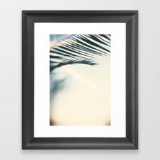 Shade II Framed Art Print