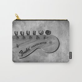 Stratocaster Headstock Carry-All Pouch