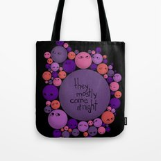 Mostly Tote Bag