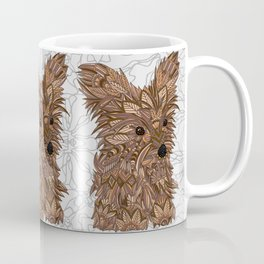 Cute Yorkie Coffee Mug