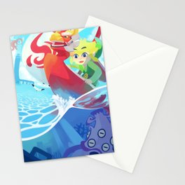 The Great Sea Stationery Cards