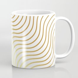 Whiskers Gold #634 Coffee Mug