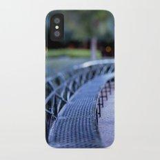 Twilight in New Orleans Slim Case iPhone X