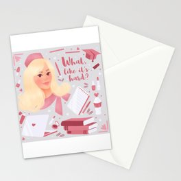 Elle Woods Stationery Cards