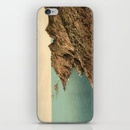 """Pointe du Raz Douarnenez France"" iPhone Skin"