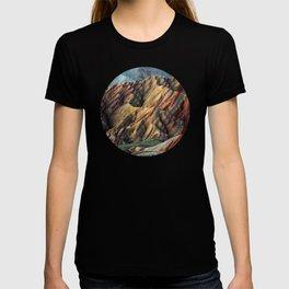 Rainbow Mountains T-shirt