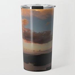Sunset 4 Travel Mug