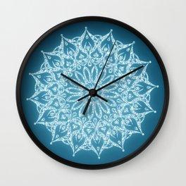 Zen Mandala (Serenity) Wall Clock