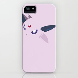 Espeon iPhone Case