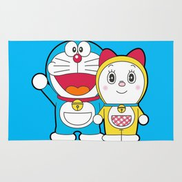 Doraemon Hello Rug