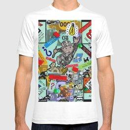 Vintage Monopoly Game Memories T-shirt