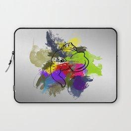 Obstacle Breaker Laptop Sleeve