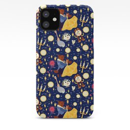 Be Our Guest Pattern iPhone Case