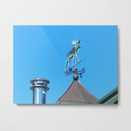 Vane Metal Print