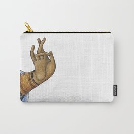 Saint's Hand Carry-All Pouch