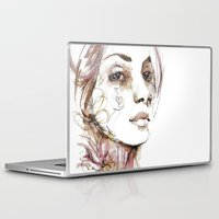 obey Laptop & iPad Skins featuring Obey by Bruno Gonçales