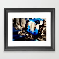 Inner Workings Framed Art Print