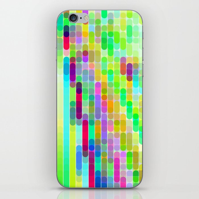 Re-Created Cypher 7.0 by Robert S. Lee iPhone Skin