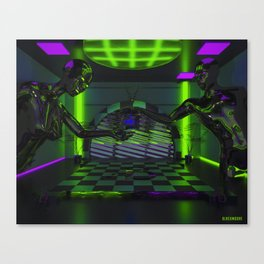 The Container Canvas Print