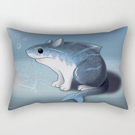 Sharkcat - Chimera Concept Art Rectangular Pillow