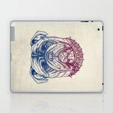 Gritty Bulldog Laptop & iPad Skin