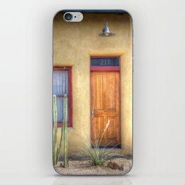 Barrio Viejo iPhone Skin