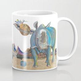 CoR Big Blue Coffee Mug Coffee Mug