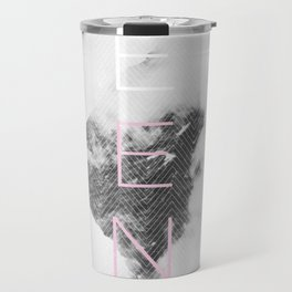 Be Present Travel Mug