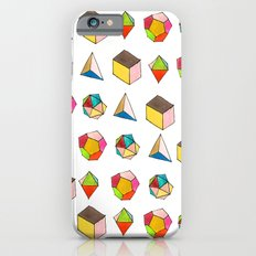Platonic Solids Slim Case iPhone 6s