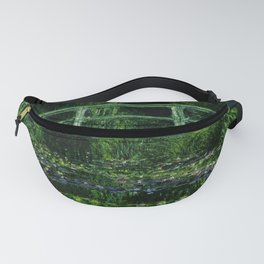 The Water Lily Pond Deep & Dark Fanny Pack