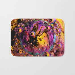 Liquid dream Bath Mat