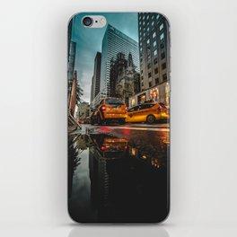 Manhattan Taxi iPhone Skin